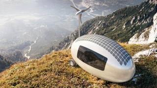 Ecocapsuleが究極の引きこもり生活によさそう!