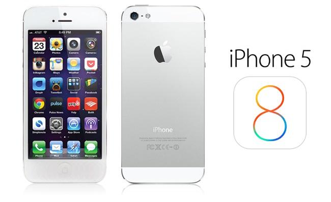 iPhone5をiOS8にアップデートすべき3つの理由!