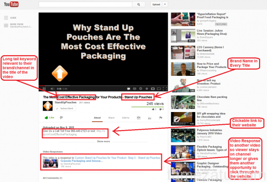 YouTube-SEO-Organic-Example-for-StandUp-Pouches