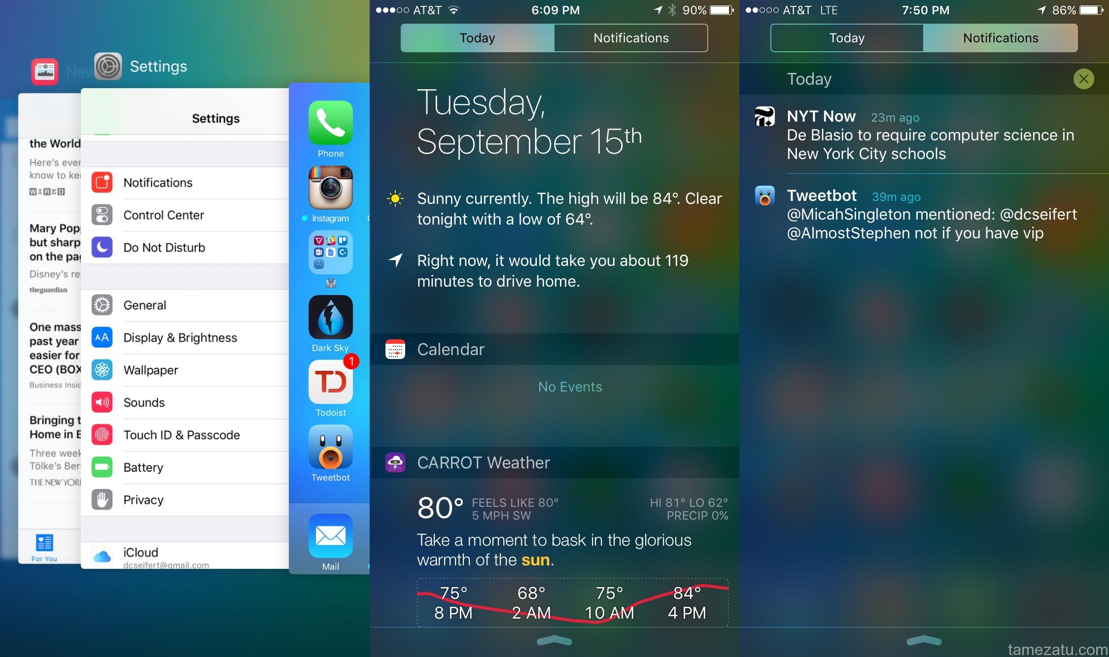 iPhone&iPadのバックグラウンドアプリの終了はバッテリー消費に影響なし