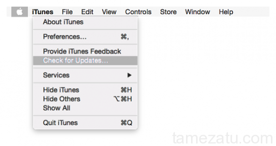 itunes-update-mac