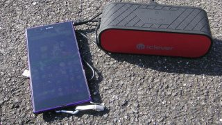 【レビュー】iClever Bluetoothポータブルスピーカー 20w 12時間再生 IPX5防水  (IC-BTS05)