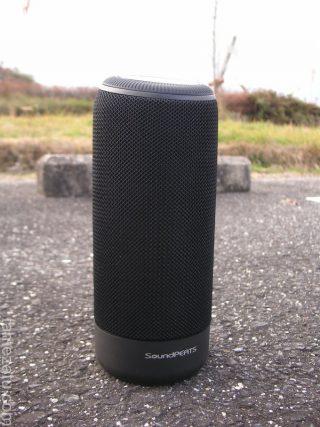 【レビュー】SoundPEATS Bluetooth スピーカー P4
