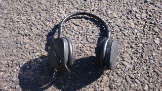 【レビュー】AUKEY bluetoothヘッドホン 耳掛け式 EP-B26
